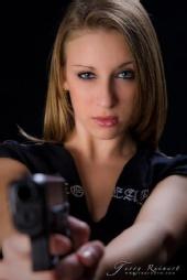 Ashley - Glock Girl