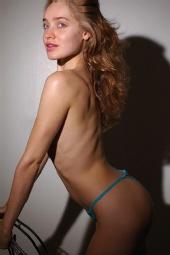 Irina - Implied Nude