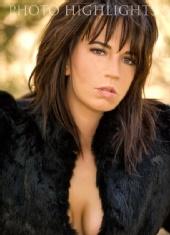 Melissa Rain - so serious
