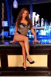 Miss Angel Eyes - Lingerie Club Scene