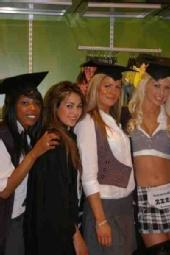Tameka - miss student uk competition
