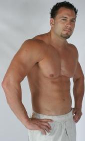 Justin Rush - swim wear