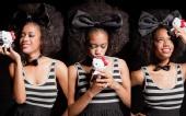 Brittany M - Mac Hello Kitty Inspired