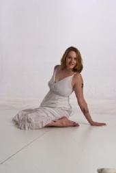 tallie - white dress