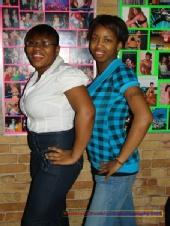 HazelEyes07 - friend shan and I