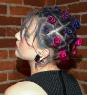 Jaine Powers - Hair Demo