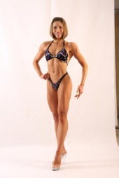 Becky - fitness pose