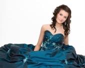 Kelsey Hendren - Modeling for my Prom