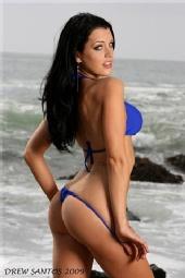 Leah Krystin - LOOK Swimwear Shoot