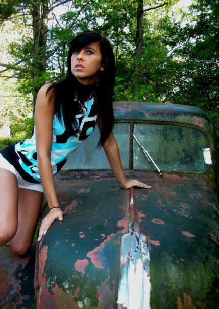 Kylie Lowery - Old Car Modeling