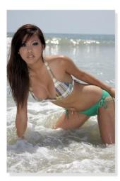 Amanda - Victoria Secrets Swimwear