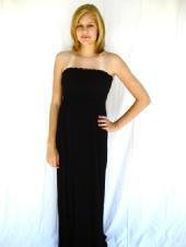 Eleanor Blase - black dress 1