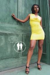 Vashawn - Rocken that dress!