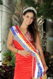 Ruby - Awarded Miss Latina 2009 of Brevard Co.