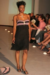 Loreal Ligon - detroit fashion week