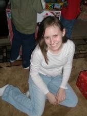 Jennifer Nigl - Christmas 2008