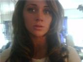 Heather Smith - no make up on