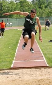 Chris - Long jump