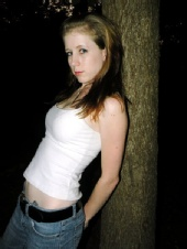 Jessica - Back Yard