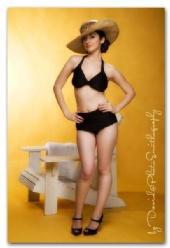 Ashlie Jump - Sun hat
