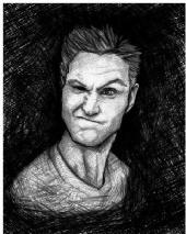 Joel Morgan - Inked