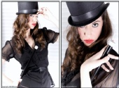 natalie Swift - Watch me pull a rabbit out of my hat :)