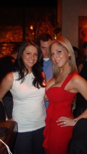 Nicole - My company holiday party! (Im in red dress)