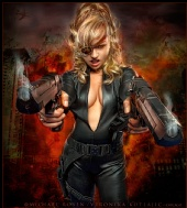 Celestine McGee - Smokin Guns