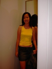 Angeline - Posing