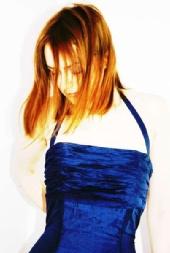 Laura null - Blue Dress