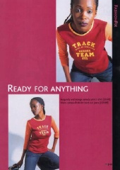 Cyndie - Ready for Anything