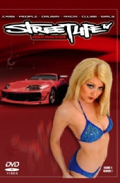 kellie - DVD Cover Model Kellie 68314