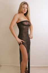 NICKY - black tdress