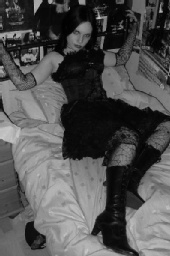 Mistress Desecration - Bedroom seduction 2
