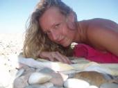 Paige - Sagunto beach, Spain