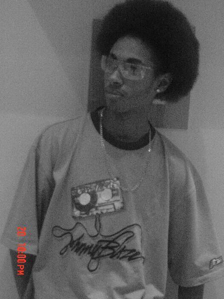 DreDre - afro2