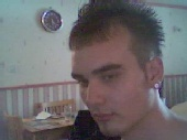 Flash - me with short spikey hair ;)