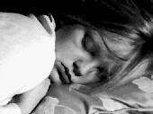 Holly - sleeping peaceful