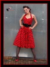 Sandra - 50s style