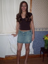 Chantelle Johnstone - Just a general picture taken at home