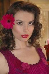 Ingrid - Spanish Senorita