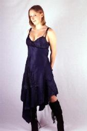 queenloz - blues dress 3