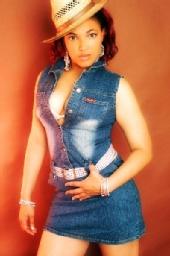 Shareé - trini girl