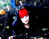 Spookshow Kayleigh - Prettiest girl in the morgue