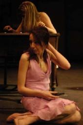 Tara Davies - Acting photograph