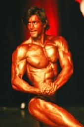 Antonio Balsamo - Bodybuilding competition