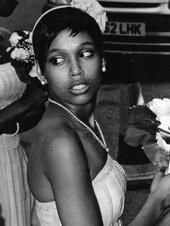 Lush - Danielle wedding shoot