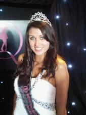 Melissa - Do not believe i won Miss Beauty Queen Scotland 2010!!!!!