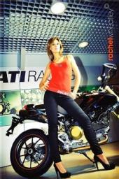 Rachel Wheatley - Bike