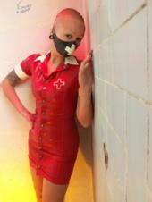 athana - the nurse of hell